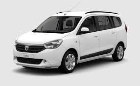 Dacia Lodgy 7 Seater