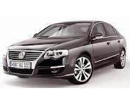 Volkswagen Passat or similar Automatic